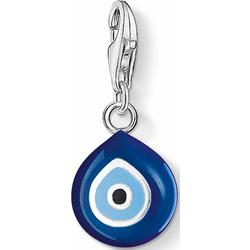 THOMAS SABO Charm-Einhänger Türkisches Auge, 0829-007-1