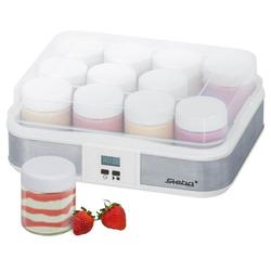 Steba Joghurtbereiter JM2 - Joghurtbereiter - edelstahl-weiß