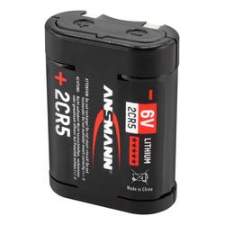 ANSMANN® Lithium Batterie 2CR5 Batterie