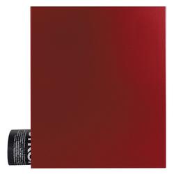 MOCAVI Briefkasten MOCAVI Box 111 Design-Briefkasten mit Zeitungsfach rubin-rot (RAL 3003)