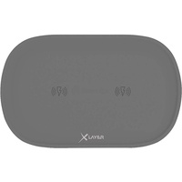 XLayer Wireless Charging Pad Family Double Anthracite