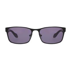 C-line Martindale Metall Eckig Schwarz/Schwarz Sonnenbrille, Sunglasses