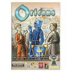 dlp-games Spiel, dlp-Games Orleans Brettspiel (deutsch)