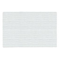 Galzone Tablett weiß/grau geringelt 44x28,5cm