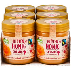 Fairtrade Honig 500 g, 6er Pack