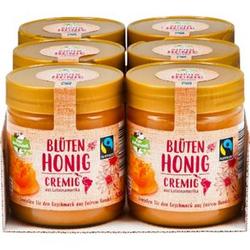 Fairtrade Honig 500 g, 6er Pack