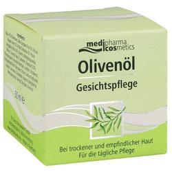 Olivenöl Gesichtspflege