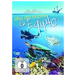 Sites de Buceo en Egipto - DVD  Filme