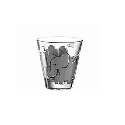 LEONARDO Kinderbecher Bambini Elefant, 215 ml