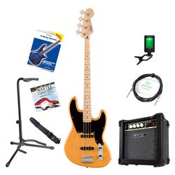 Fender Squier Paranormal Jazz Bass '54 MN BTB Set