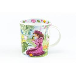 Dunoon Becher, Fine Bone China, Dunoon Becher Teetasse Kaffeetasse Lomond Fairy Tales Froschkönig