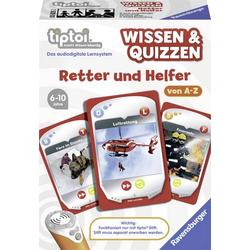 Ravensburger tiptoi® Wissen & Quizzen: Retter und Helfer tiptoi® 00829