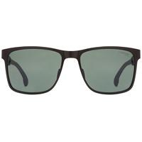 Carrera 8026/S 003/QT matte black / green