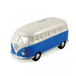 VW Bulli T1 Spardose blau
