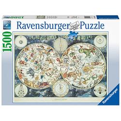 Ravensburger Weltkarte Puzzle 1500 Teile
