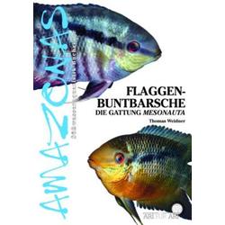 Art für Art: Flaggenbuntbarsche als Buch von Thomas Weidner
