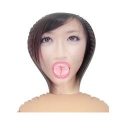 """Liebespuppe """"Mayumi"""", mit 3 Liebesöffnungen"""