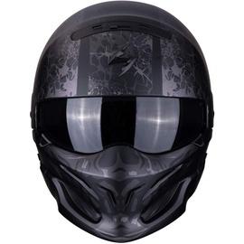 Scorpion Exo-Combat Stealth Matt-Black/Silver