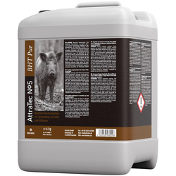 AttraTec Buchenholzteer No 5 – Pur, 6 kg 6 kg Kanister
