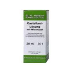 Castellani mit Miconazol