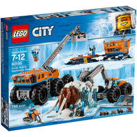 Lego City Mobile Arktis-Forschungsstation (60195)