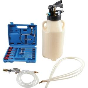 BGS Ölabsaugpumpe, für die leichte Befüllung von Getrieben blau