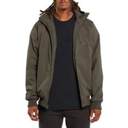 Volcom - Hernan 5K Jacket Lead - Jacken - Größe: M