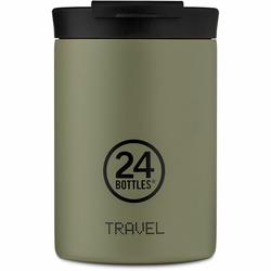 24Bottles Earth Travel Filiżanka do picia 350 ml sage