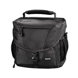 Hama Kameratasche für eine Spiegelreflexkamera mit Objektiv Rexton 110, Schwarz schwarz