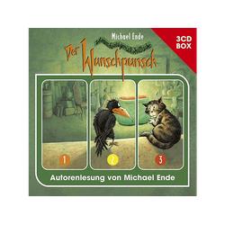 Michael Ende - Der Wunschpunsch-3-CD Hörspielbox (CD)