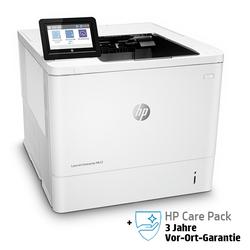 HP LaserJet Enterprise M612dn mit 3 Jahren Vor-Ort-Garantie - HP Geld-Zurück-Garantie - HP Gold Partner