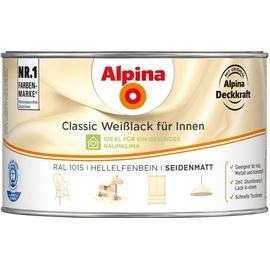 Alpina Classic Weißlack für Innen 300 ml Hellelfenbein seidenmatt