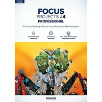 Franzis Focus projects 4 professional