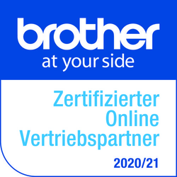 Brother Schriftband MC-PP2CL Bandfarbe: Transparent 38mm 300m