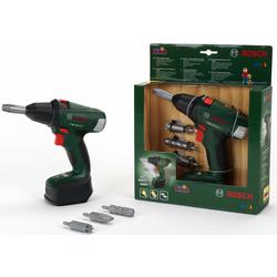 Klein Kinder-Akkuschrauber Bosch Akku-Schrauber II grün Kinder Ab 3-5 Jahren Altersempfehlung Spielwerkzeug