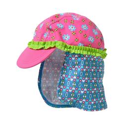 Playshoes Sonnenhut PLAYSHOES Kinder Mütze mit UV-Schutz 51
