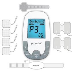 prorelax TENS-EMS-Gerät 85835 SUPER DUO Plus, 2 Therapien mit einem Gerät