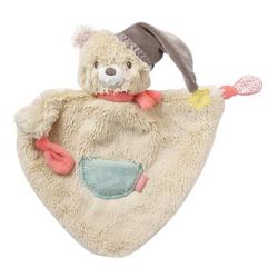 fehn® Schmusetuch Bär, klein