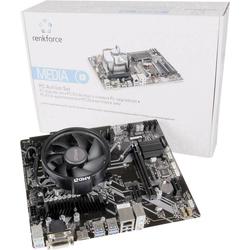 Renkforce Renkforce PC Tuning Kit, Ryzen2200, 8GB Mainboard