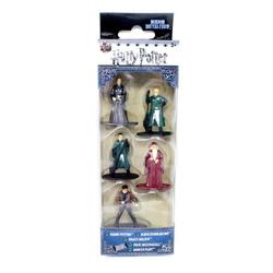 Topps Spielfigur Harry Potter Metallfiguren Set - Nano Metalfigs -, (Set)