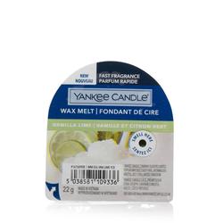 YANKEE CANDLE Wax Melt VANILLA LIME 22 g Duftwachs