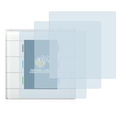 BROTECT Schutzfolie Panzerglasfolie für MDT Glastaster II, (3 Stück), Schutzglas Glasfolie klar