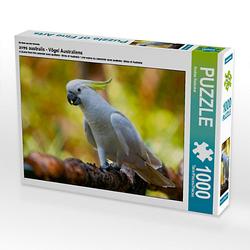 aves australis - Vögel Australiens Lege-Größe 64 x 48 cm Foto-Puzzle Bild von Andrea Redecker Puzzle