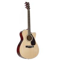 Yamaha FSX Folk Acoustic Guitar, Natural
