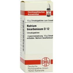 NATRIUM BICARBONICUM D12