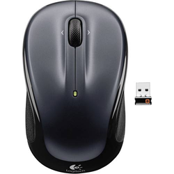 LOGITECH M325 WIRELESS MAUS DARK V2