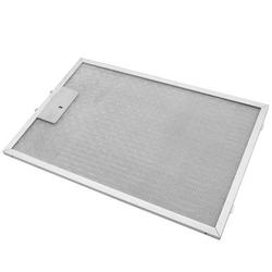 vhbw Filter Metallfettfilter, Dauerfilter 38,8 x 26,5 x 0,9cm passend für Bosch JD 66 BW 50, 66 WW 50, 69 BW 50, 69 WW 50 Dunstabzugshaube Metall