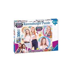 Ravensburger Puzzle Puzzle 300 Teile XXL Maggie und Bianca Beste, Puzzleteile