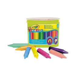 Crayola® Wachsmalstift MINI KIDS Jumbo Wachsmalstifte, 24 Farben