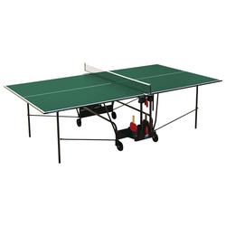 Sunflex, Tischtennisplatte, HOBBY INDOOR grün Tischtennisplatten Spieltische Sportausrüstung Accessoires
